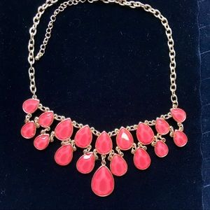 Jewelry - Coral and Gold Necklace